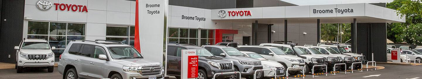 Broom Toyota