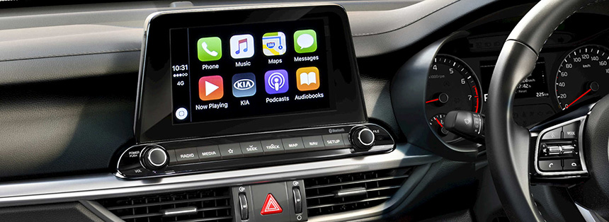 Android Auto & Apple Car Play