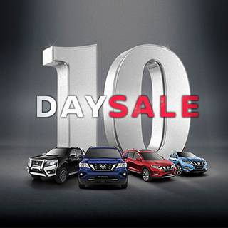 10 Day Sale On Now