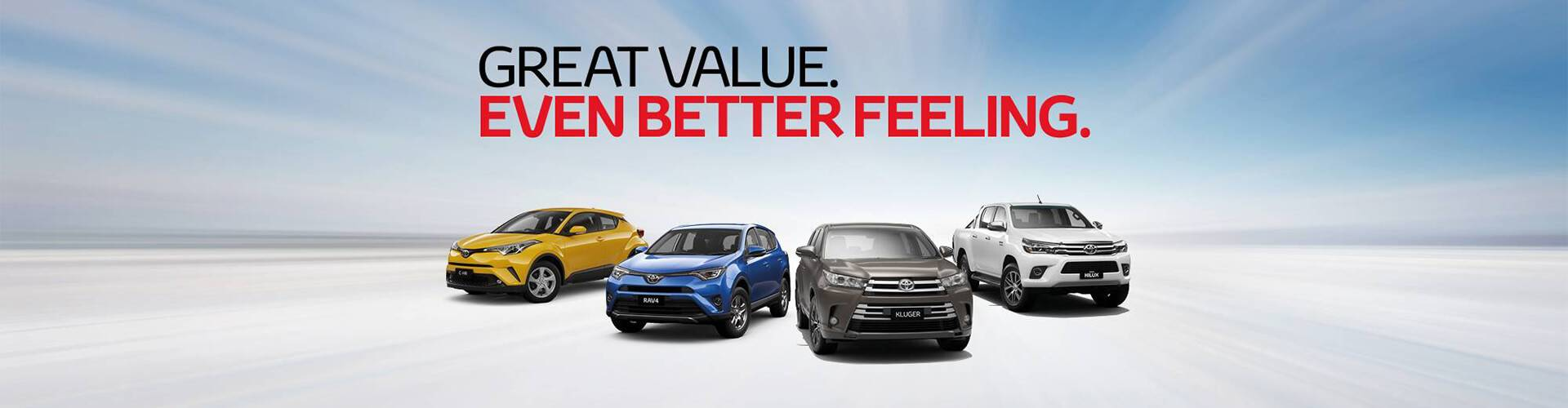 Great Value, Even Greater Feeling | Toyota March Promotion