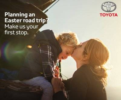 Easter Road Trip | Waverley Toyota image