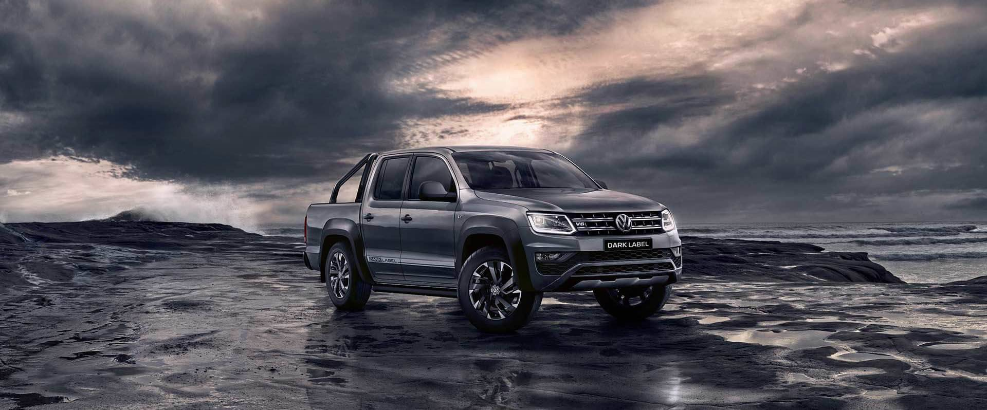 Amarok V6 Dark Label