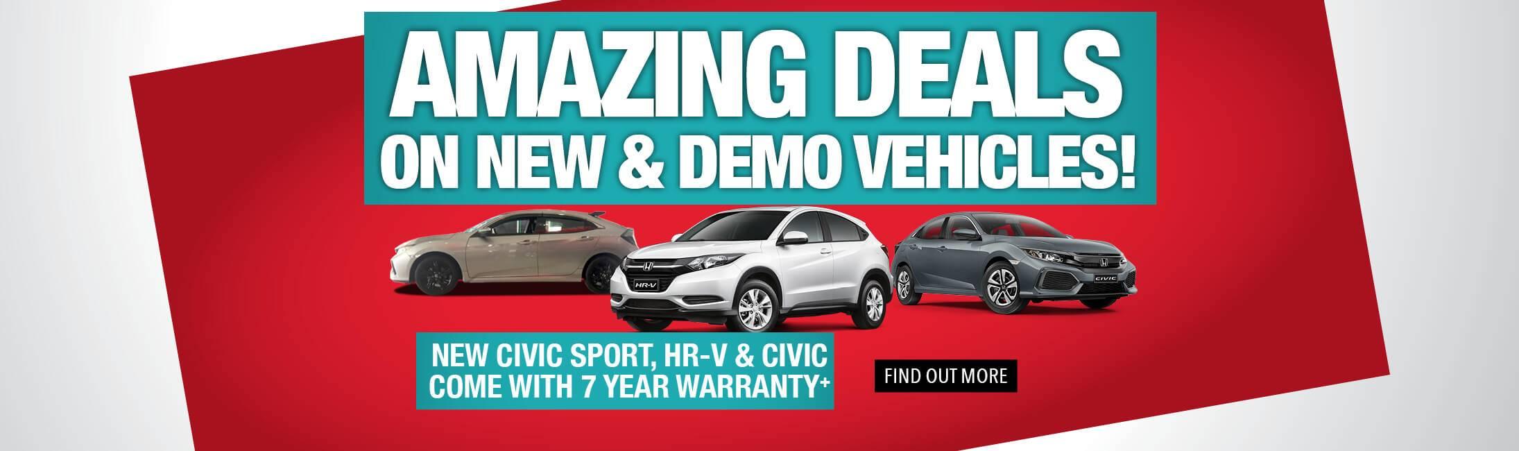Western Hwy Honda-Amazing Deals