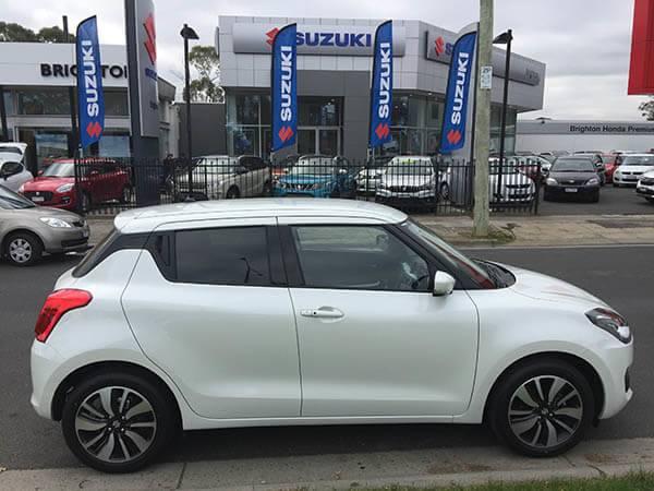 Brighton Suzuki