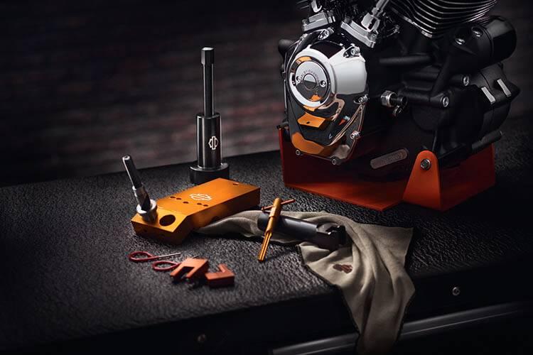 Harley Davidson<sup>&reg;</sup> Service Home Promotion