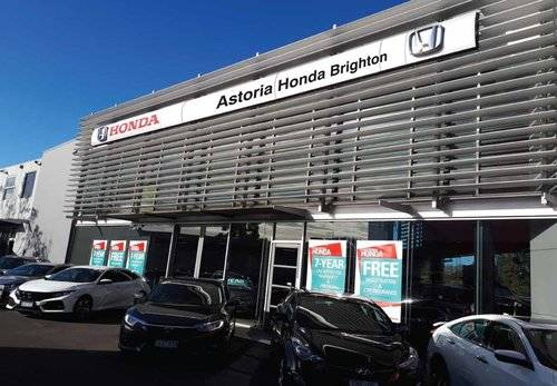 Astoria Honda Brighton Dealer