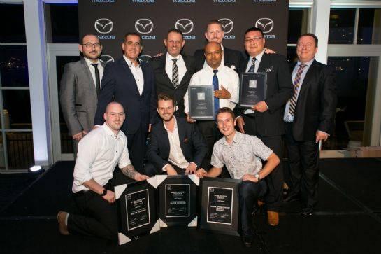 Mazda-awards