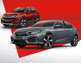 Hurry in for a great deal at John Blair Honda