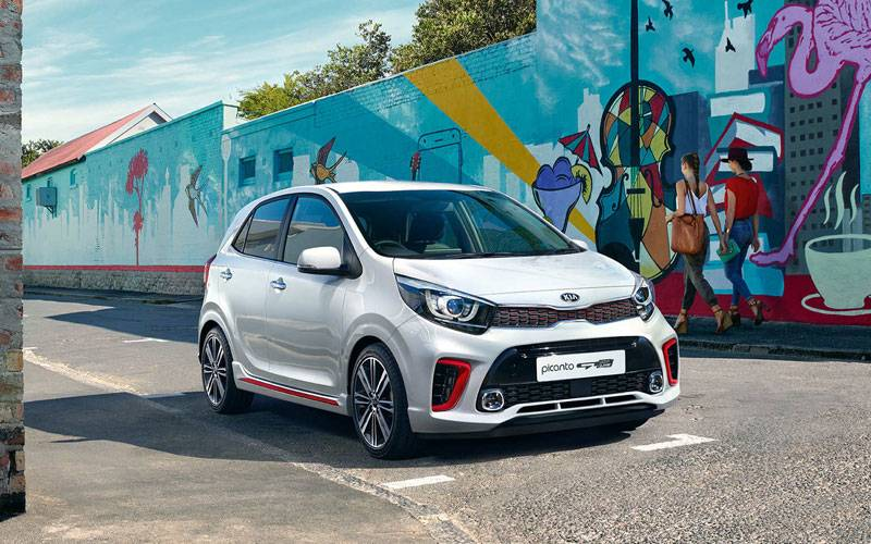 Introducing the Picanto GT-Line
