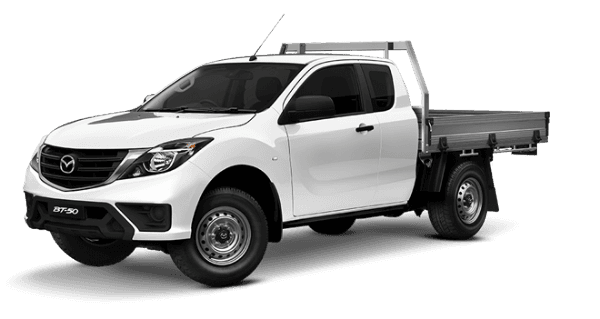 Mazda BT50 Freestyle