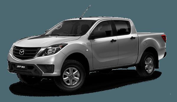 Mazda BT-50 Dual Cab  4x2 Utility XT