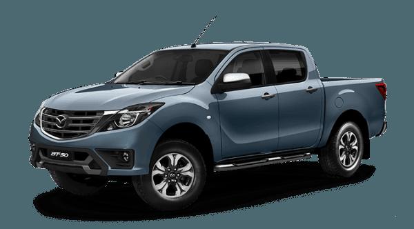 Mazda BT-50 DUAL CAB  4x2 Utility XTR