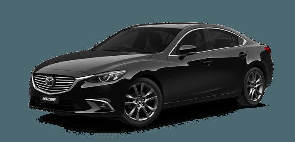 Mazda 6 Sedan Atenza