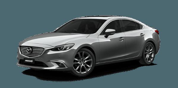 Mazda 6 GT Sedan