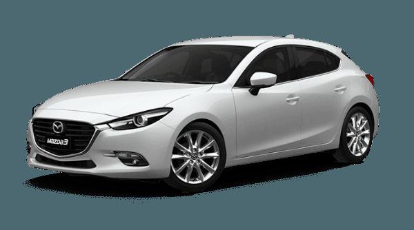 Mazda3 SP25 GT Sedan