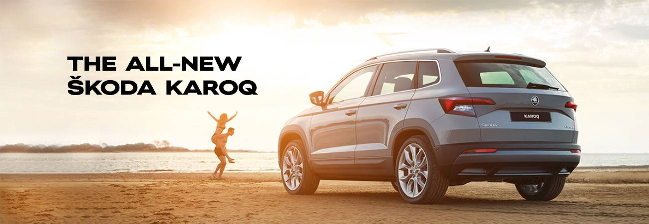 All-New Skoda Karoq