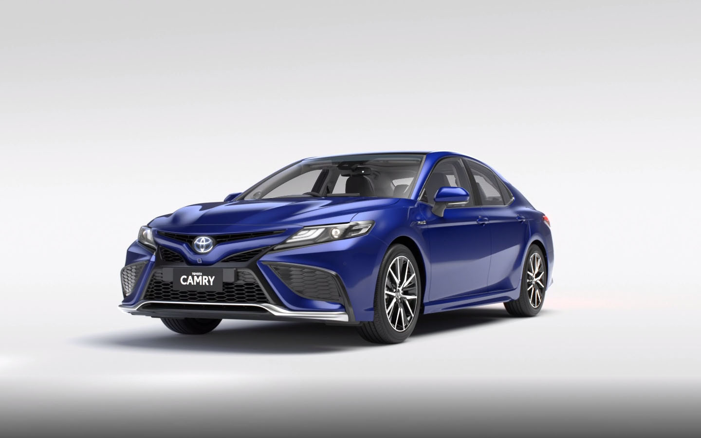 Toyota New-Look Camry image