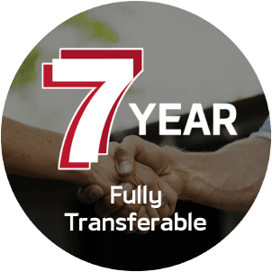 7 Year Fully Transferable