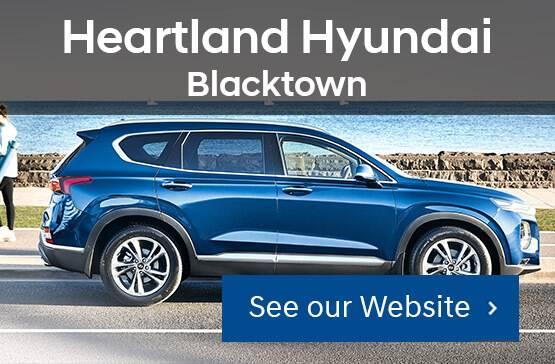 Heartland Hyundai Blacktown