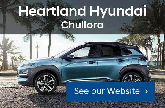 Heartland Hyundai Chullora