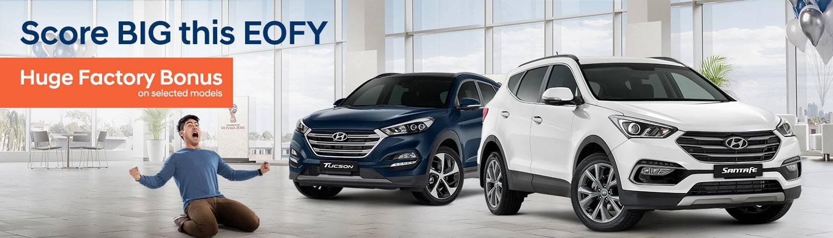 Hyundai Latest Offers