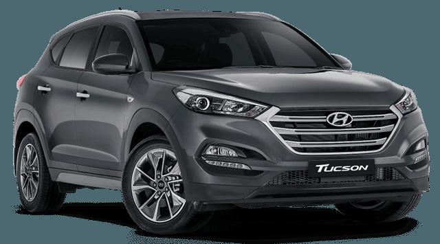 Hyundai Tucson Trophy