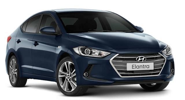 Hyundai Elantra Trophy