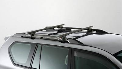 Aero Roof Rack (2 Bar Set) - Roof Rail Type
