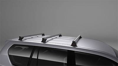 Heavy Duty Roof Rack - 3 Bar Set (Non Roof Rail Type)