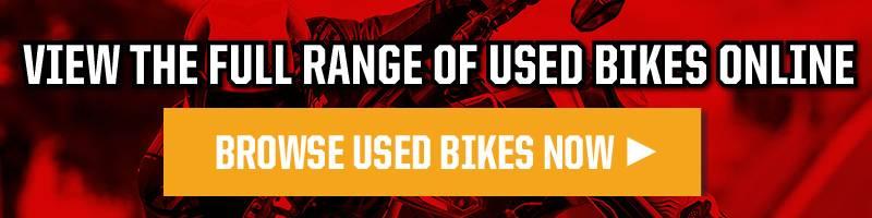 Used Bikes Range