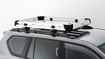 Aerorack Compatible Alloy Roof Tray