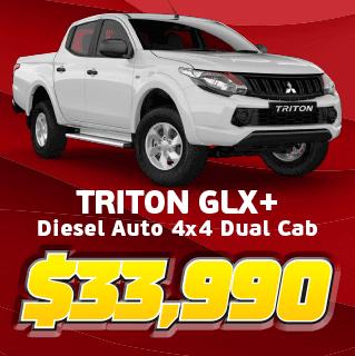 Triton GLX+ Diesel