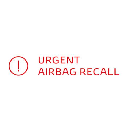 Airbag Safety Recall