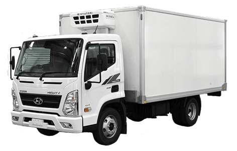 Hyundai Commercial Vehicles - Refrigerated Pantech