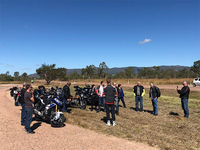 Townsville Ride Day