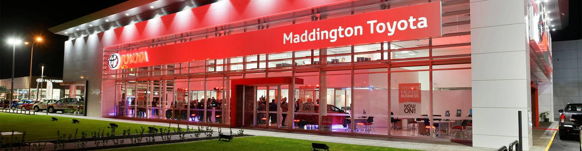 Maddington Toyota
