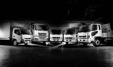 Fuso Trucks and Busses