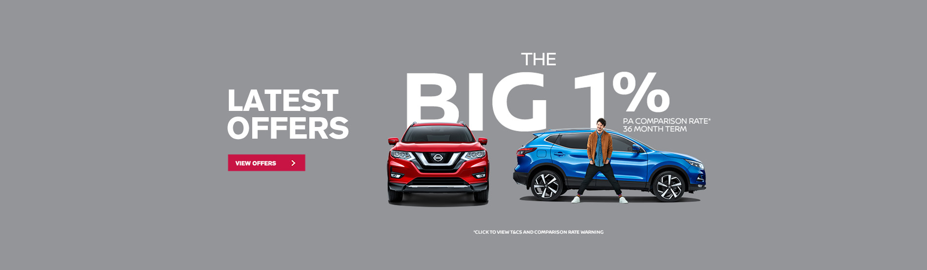 Nissan - The Big 1%