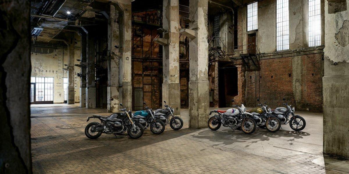 blog large image - BMW's Retro Roadster R NineT
