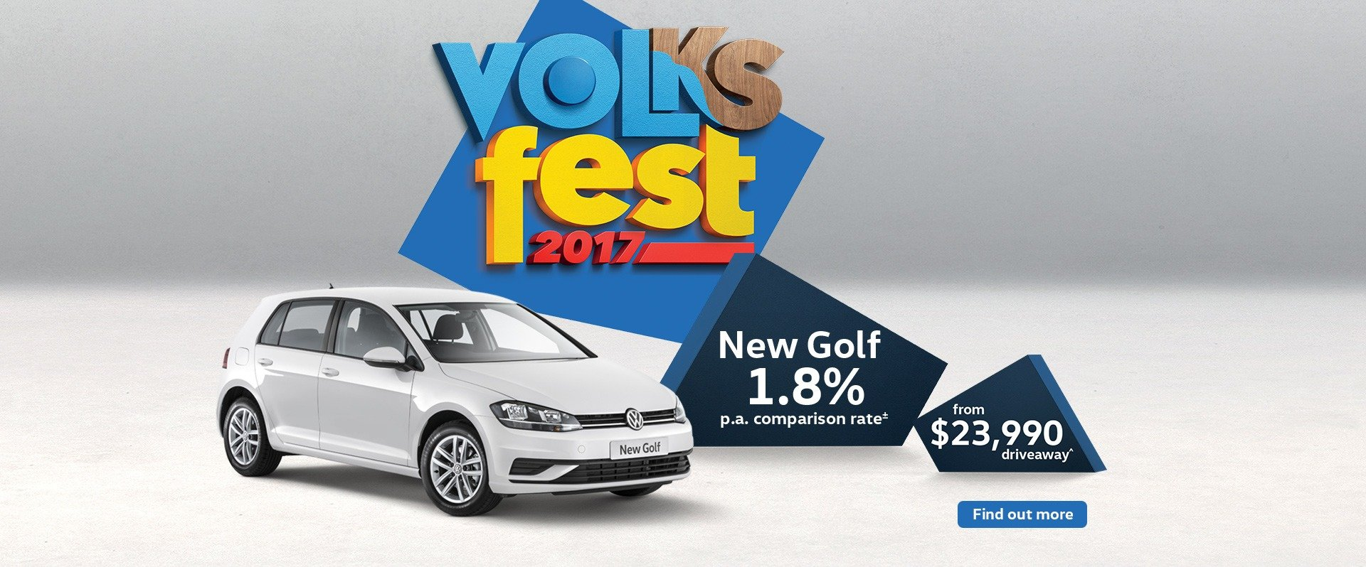 Volks Fest 2017 Offer