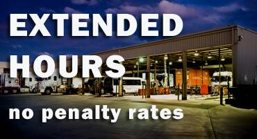 Stillwell Trucks Extended Hours