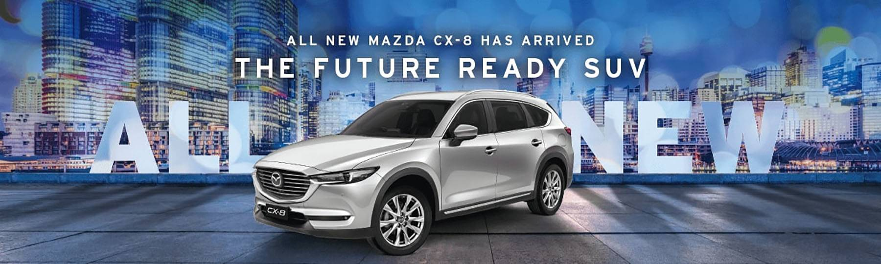 All-New CX-8
