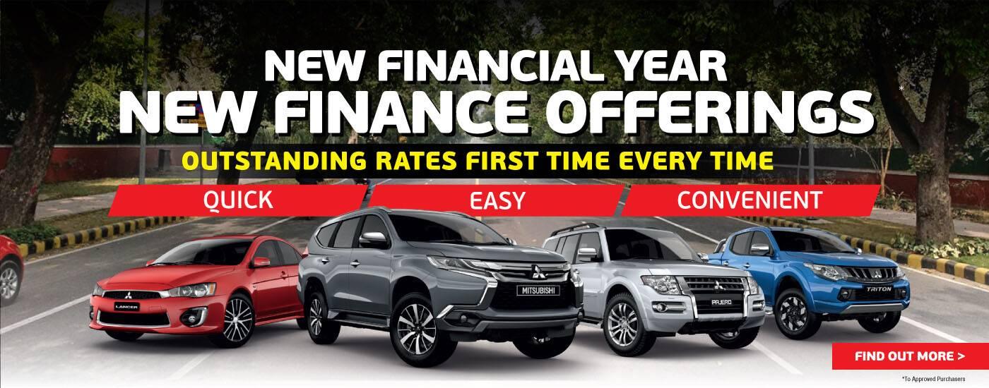 New Finance Offerings