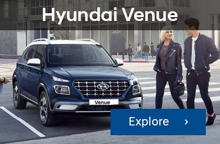 New Hyundai Venue SUV