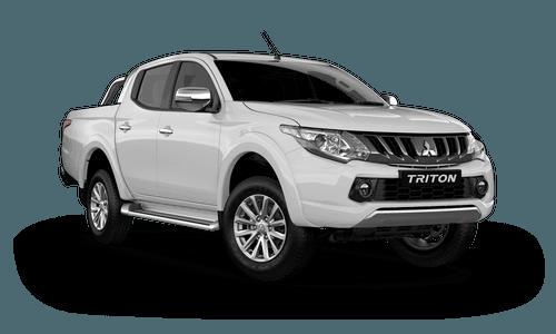 Mitsubishi Triton GLS 4WD Auto image