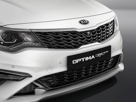 Kia Optima Design4