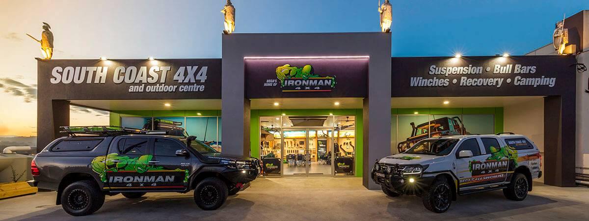 Toyota, Honda, Holden, Subaru, Ironman 4x4 - Bega Valley Motors