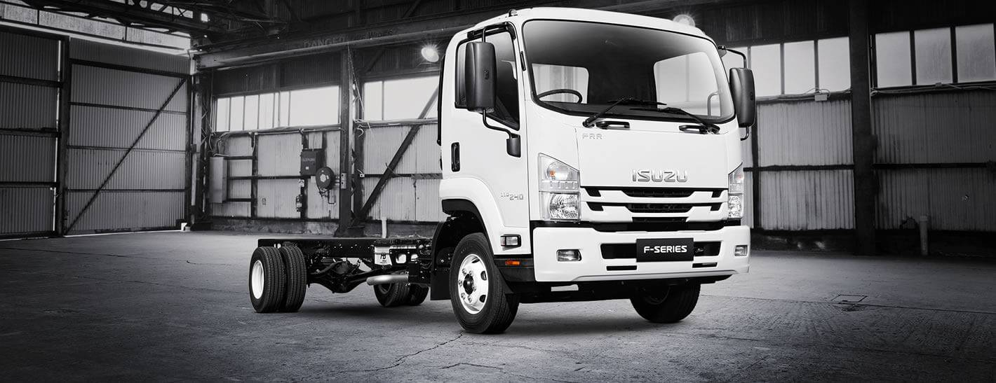 Isuzu F Series Clearance