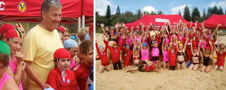 Sunshine Beach Surf Life Saving Club Sponsorship