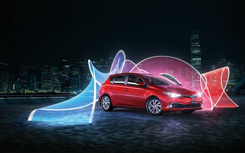 Corolla Hatch image